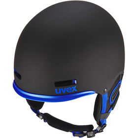 UVEX hlmt 5 core Casque, black-cobalt mat